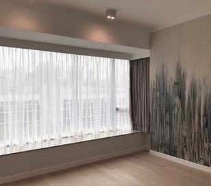 布藝窗簾-藝術風格 | Hometown Design