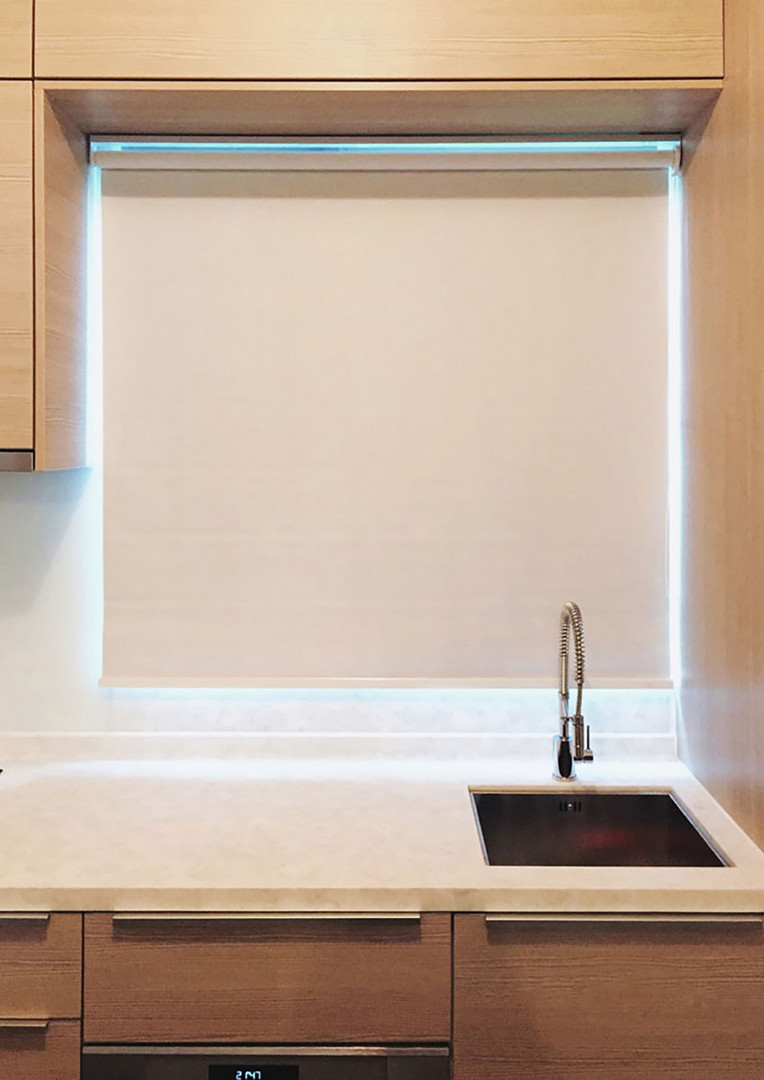 捲簾-防水廚房簾 | Hometown Design