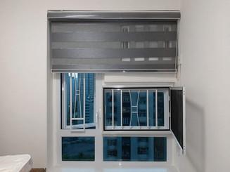 蚊網-掩窗式一體式效果 | Hometown Design