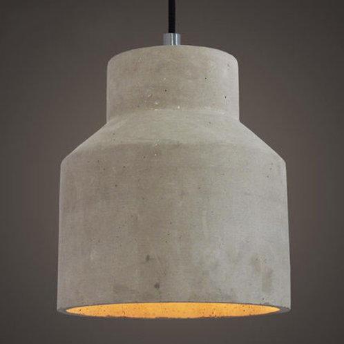 LOFT   水泥吊燈 03