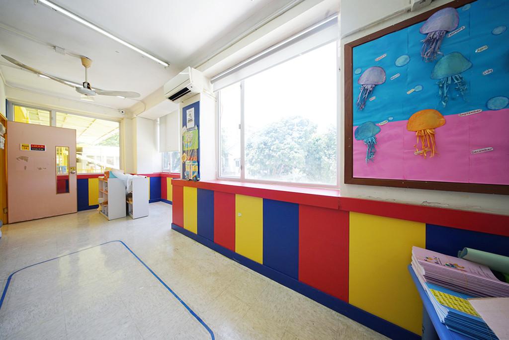 捲簾-幼稚園開啟效果 | Hometown Design
