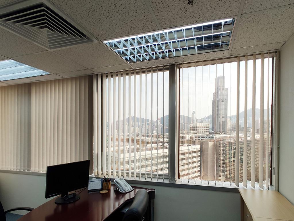 垂直簾-商用辦公室 | Hometown Design