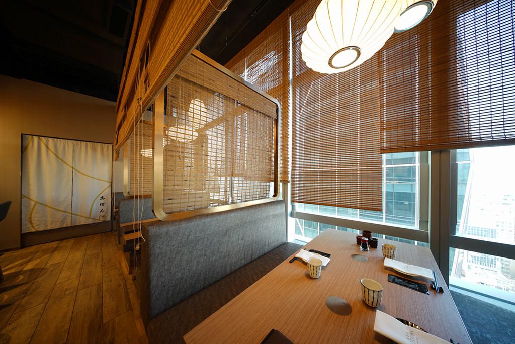 竹簾-日式餐廳無印風格 | Hometown Design