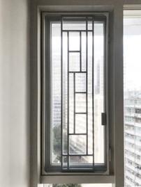 蚊網-磁石式小窗戶效果 | Hometown Design