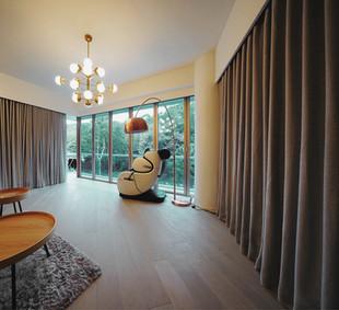 布藝窗簾-視覺統一 | Hometown Design