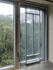蚊網-磁石式薄框邊效果 | Hometown Design