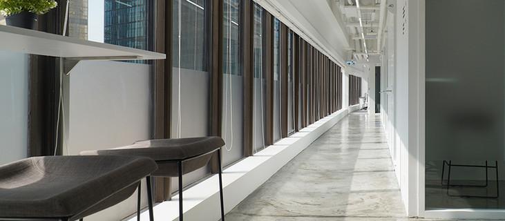 智能方案-The Desk窗簾節能 | Hometown Design