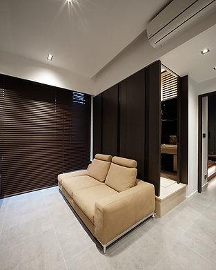 百葉簾-窗簾遮光效果 | Hometown Design