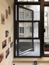 貓網-304不銹鋼貓網三趟貓房完成效果 | Hometown Design