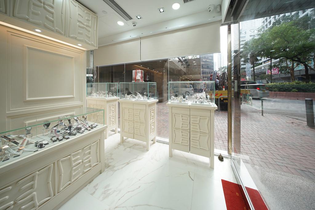 捲簾-尖東商舖 | Hometown Design
