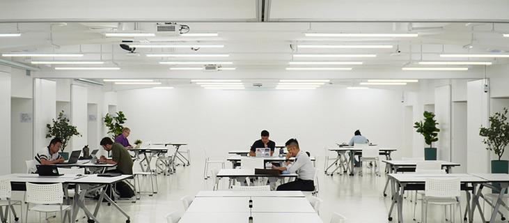 智能方案-The Desk空間燈光管理 | Hometown Design
