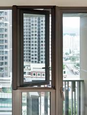 蚊網-捲式透光空氣對流 | Hometown Design