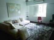 布藝窗簾-白色 | Hometown Design