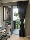 布藝窗簾-書房 | Hometown Design
