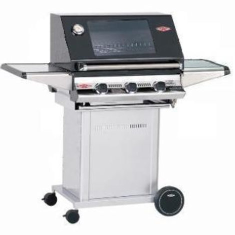 BeefEater S3000E Gas Barbecue Grill (Pedestal Trolley)