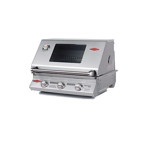 BeefEater S3000S 3-Burner Built-In Gas Barbecue Grill