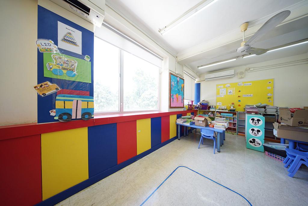 捲簾-幼稚園方便清潔 | Hometown Design