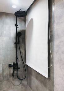 捲簾-防水物料浴室簾 | Hometown Design