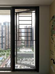 蚊網-捲式透光景觀效果 | Hometown Design