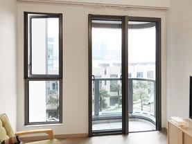 蚊網-捲式門窗效果 | Hometown Design