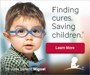 St. Judes Finding Cures for Children