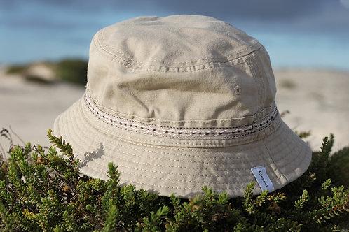 BUCKET HAT - beige