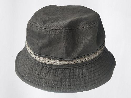 BUCKET HAT - khaki