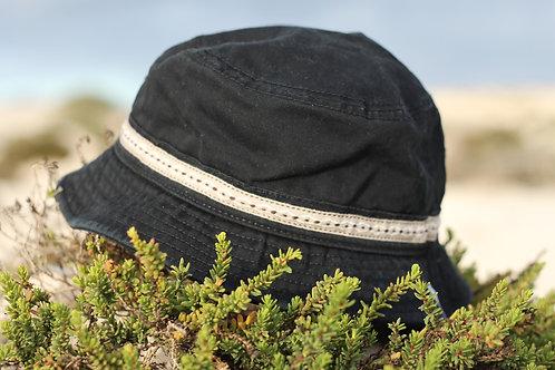 BUCKET HAT - black