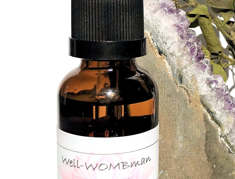 Well-WOMBman Yoni Oil