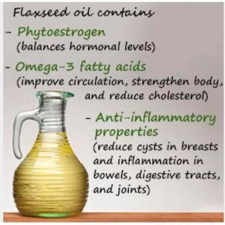 Flaxseeds 🤩