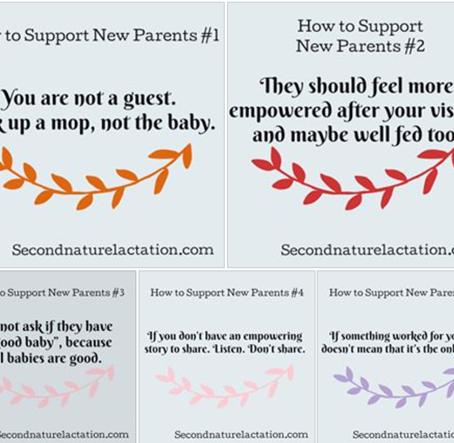 Parental Support Part 1