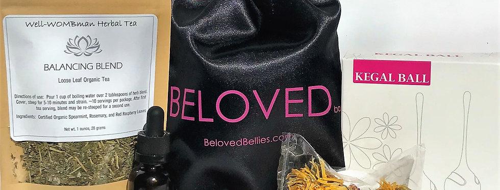 Lotus Well-WOMBman Bag