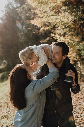 familienfoto babybauch lofer unken
