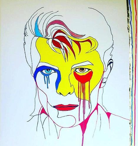 The David Bowie Collaboration, Original