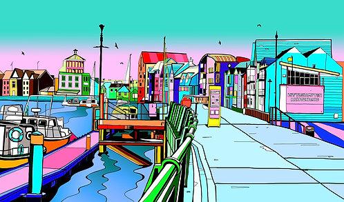 Waterfront Wander