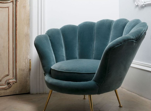 Five Fabulous Chairs To Rest Your Rump On