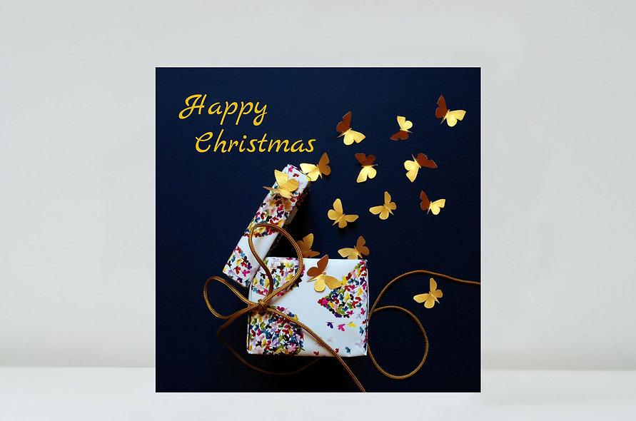 Christmas Present Christmas Card
