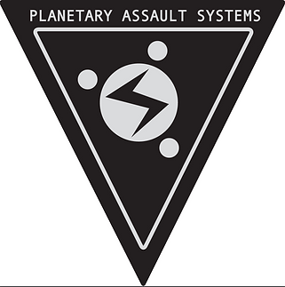 Planetary Assault Systems Logo