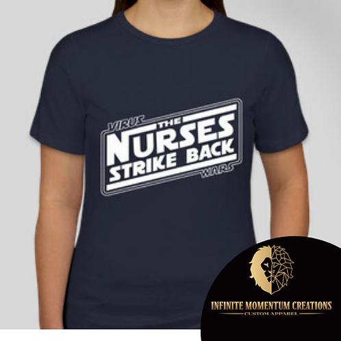 Nurses Strike Back
