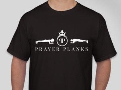 Prayer Planks Royal T-Shirt