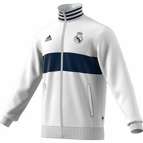 CHAQUETA ADIDAS REAL MADRID 3S TRK TOP ADULTO DX8708