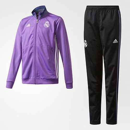 CHANDAL ADIDAS REAL MADRID JUNIOR 2018/2019 PES SUIT AO3091
