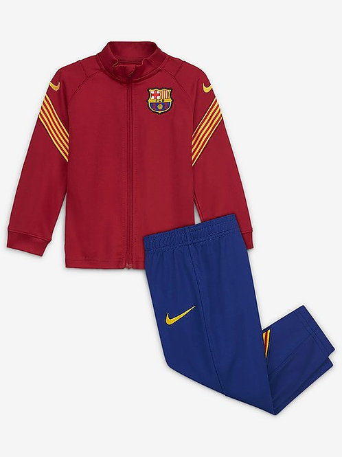 CHANDAL NIKE F.C.BARCELONA INFANTIL 2020-2021 CD5388-620