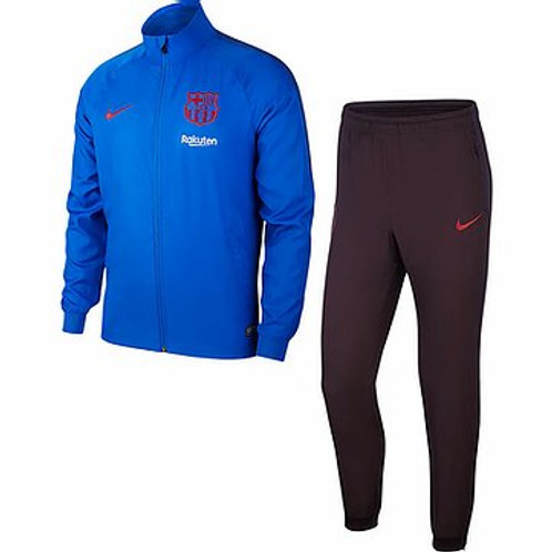 CHANDAL NIKE F.C.BARCELONA Dry Strk WOVEN ADULTO AT3092-401