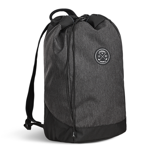 CALLAWAY CLUBHOUSE DRAWSTING BACKPACK