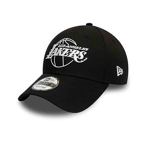 GORRA NEW ERA NBA ESSENTIAL OUTLINE 940 LOSLAK BLK 12292584