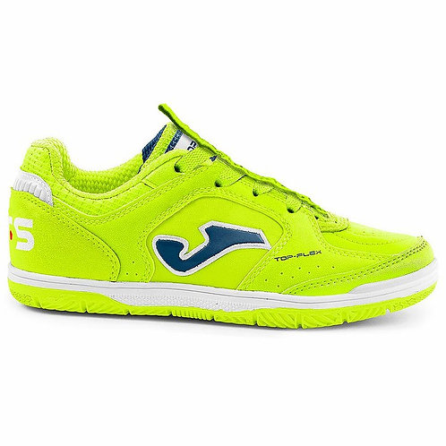 JOMA TOP FLEX 2011 GREEN FLUOR INDOOR JUNIOR