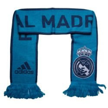 BUFANDA ADIDAS REAL MADRID OFICIAL BR7179