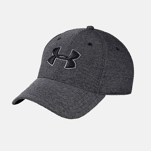 GORRA UNDER ARMOUR HEAHERED MEN BLITZING 3.0 1305037-001001
