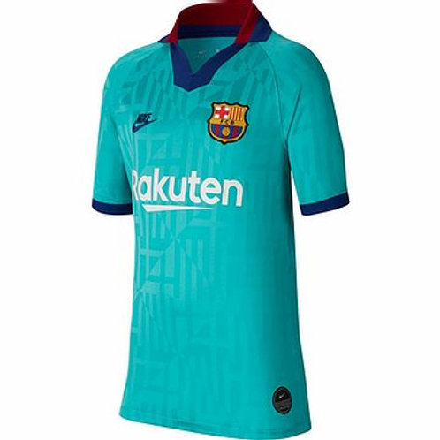 CAMISETA NIKE F.C.BARCELONA 3RD JSY JUNIOR AT2632-310